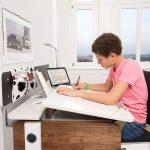 Рабочее место школьника: 4 идеи оформления