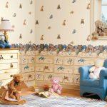 Какие обои лучше выбрать для детской комнаты: позитив в дизайне и сюжете
