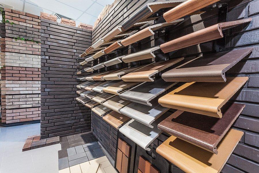 Виды плитки для ступеней лестницы