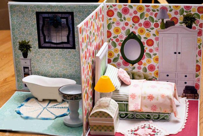 Кукольный домик из фанеры своими руками с фото и видео