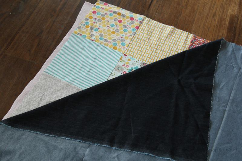 Мастер-класс по одеялам пэчворк своими руками для ребенка