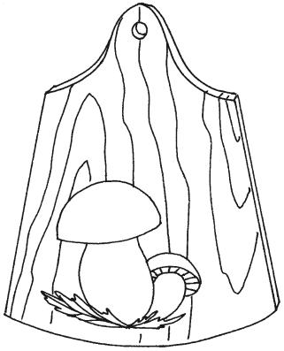 Узоры для выжигания по дереву для начинающих: простые и красивые эскизы