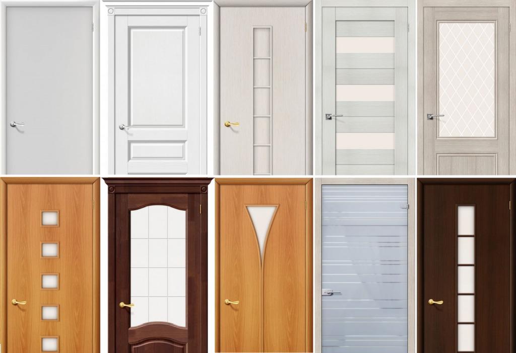 Межкомнатные двери браво