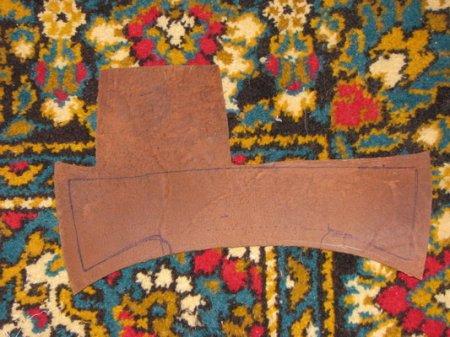 Чехол для топора своими руками из брезента