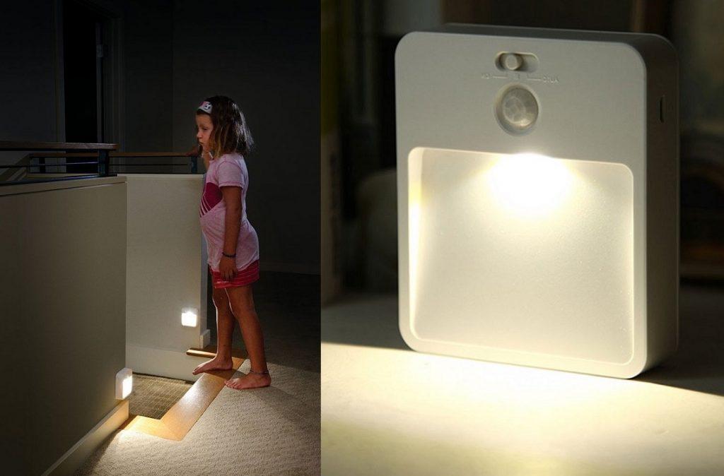 Светодиодная подсветка с датчиком движения