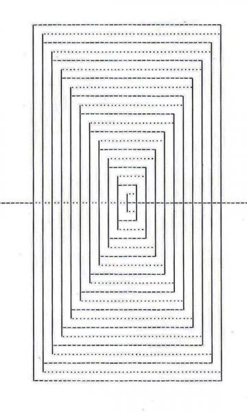 киригами архитектура шаблоны схемы