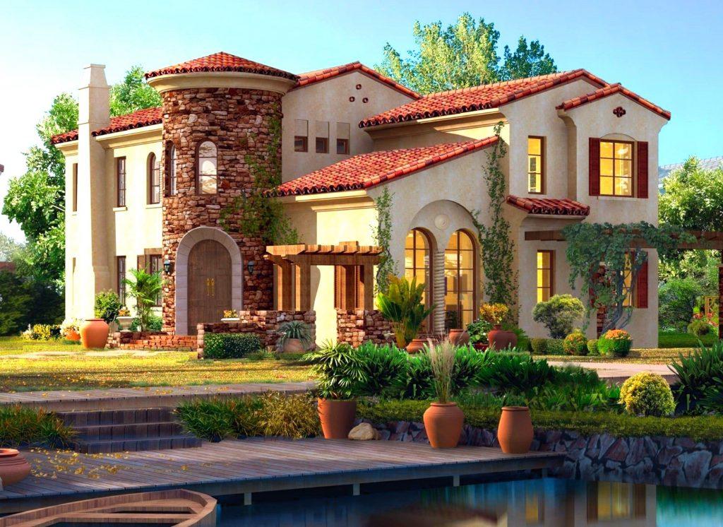 Тест №31 Какой Ваш идеальный дом? - Отделка