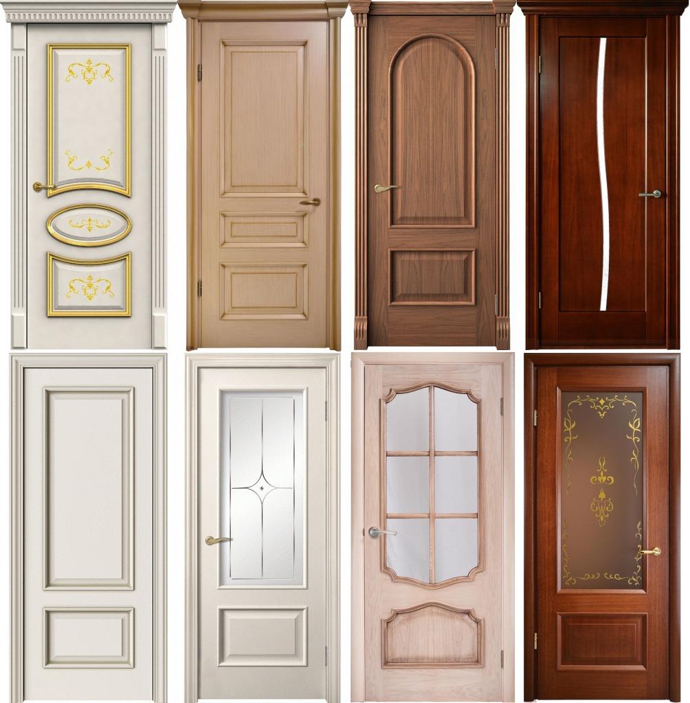Межкомнатные двери александровские