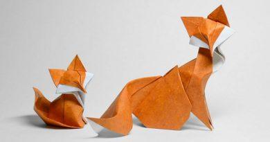 Животные оригами из бумаги по схемам для начинающих: схемы и видео на русском