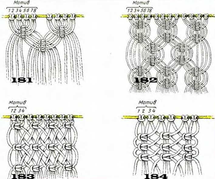гамак своими руками плетение для начинающих пошагово