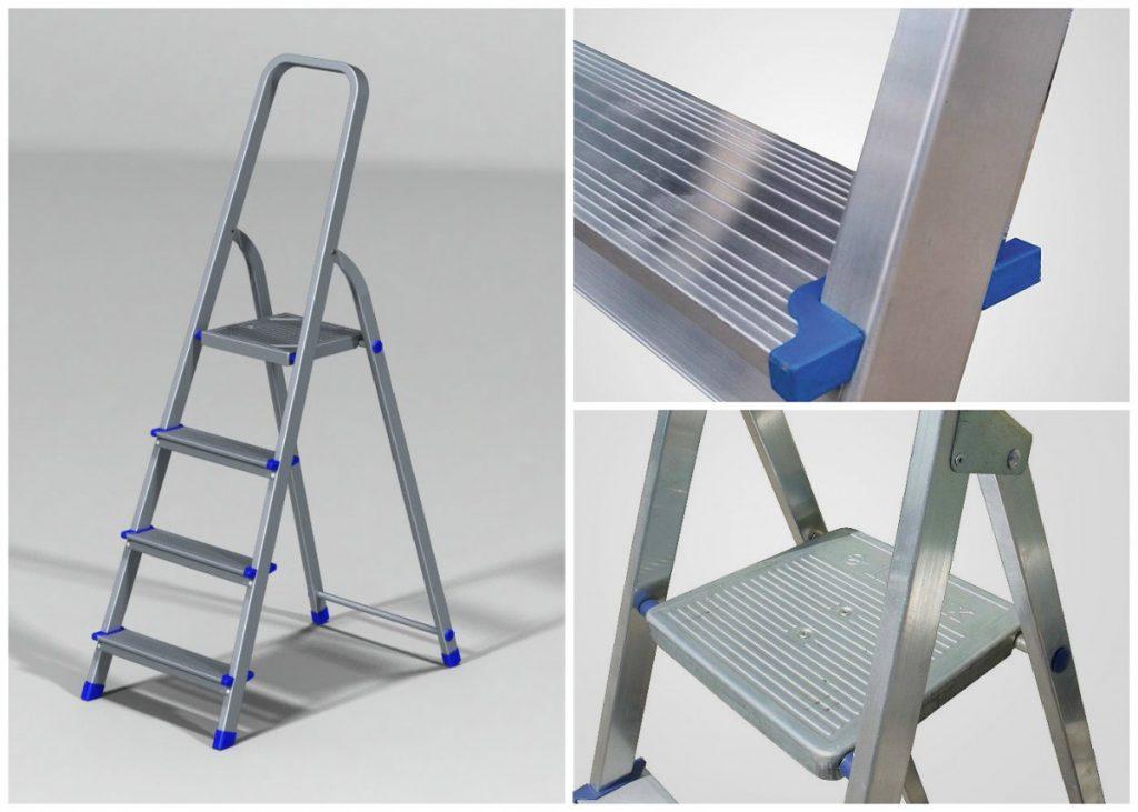 Как выбрать лестницу-стремянку