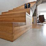 Чем отделать лестницу в доме: выбор облицовочного материала |+65 фото