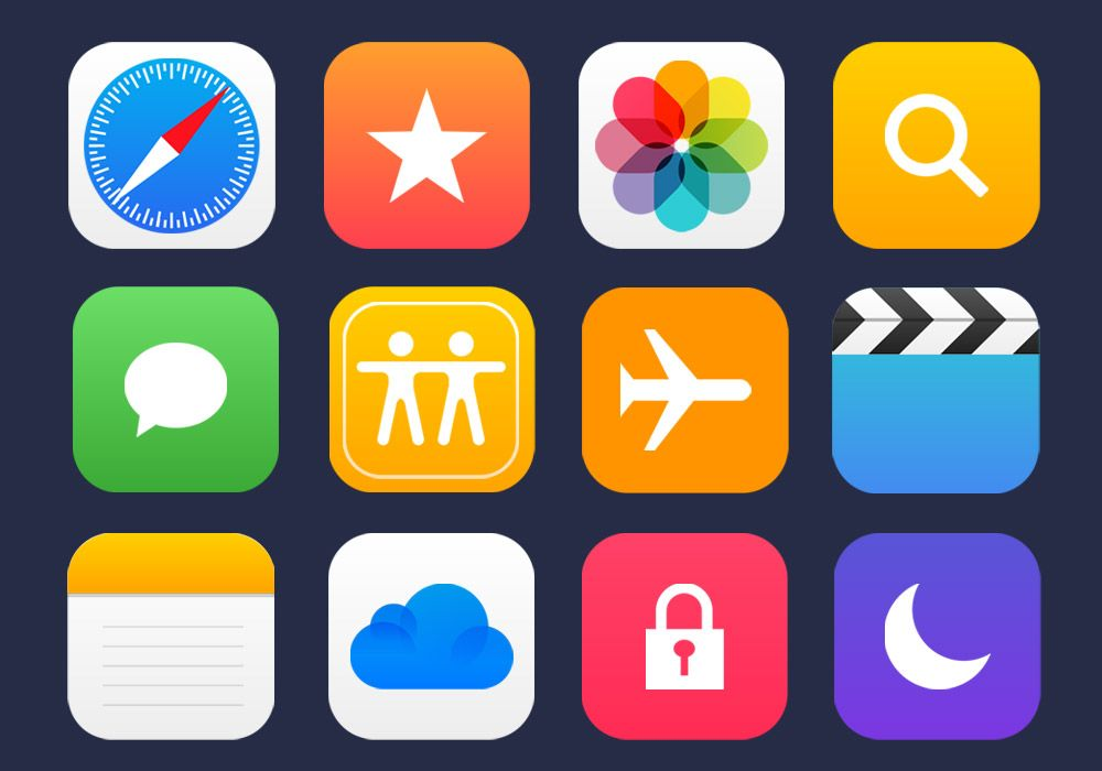 Тест №36 Проверьте свою зрительную память по иконкам соцсетей! - Интерьер