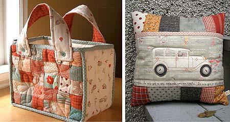 Поделки из лоскутков ткани своими руками для дома с фото и видео