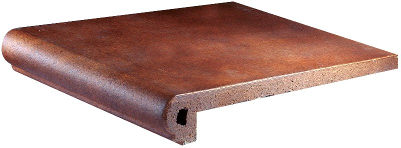Клинкерная плитка для ступеней лестницы
