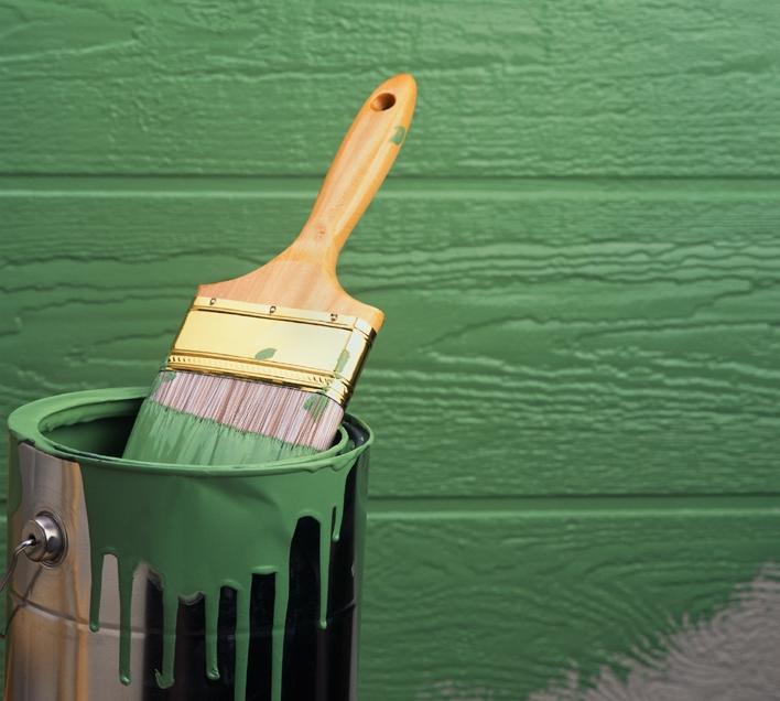 Чем покрасить лестницу из сосны