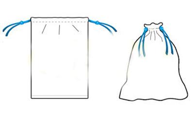 Пакетница своими руками: мастер-класс с фото выкроек