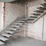 Изготовление железобетонной лестницы: расчет, опалубка, заливка бетона своими руками