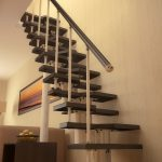 Виды и особенности модульных лестниц [варианты сборки системы своими руками]