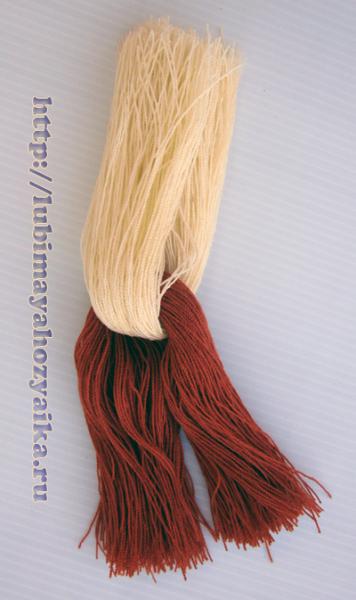 Как сделать куклу из ниток мулине: пошаговая инструкция с фото