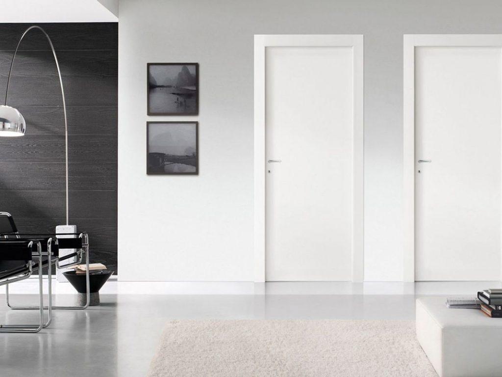 Финские межкомнатные двери в интерьере