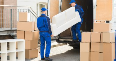ТОП-10 советов о переезде: правила перевозки мебели