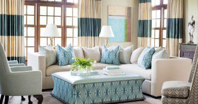 Текстильный дизайн интерьера: что изменилось за последние 10 лет?