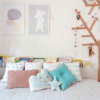 Декорации для детской комнаты своими руками [4 интересных идеи]