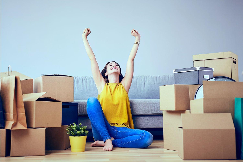 Переезд: как обжиться в новой квартире?