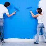 Какую краску выбрать для стен в квартире?