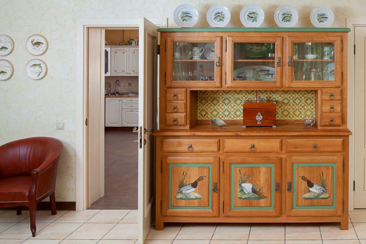 Современный декор кухни своими руками [советы и идеи]