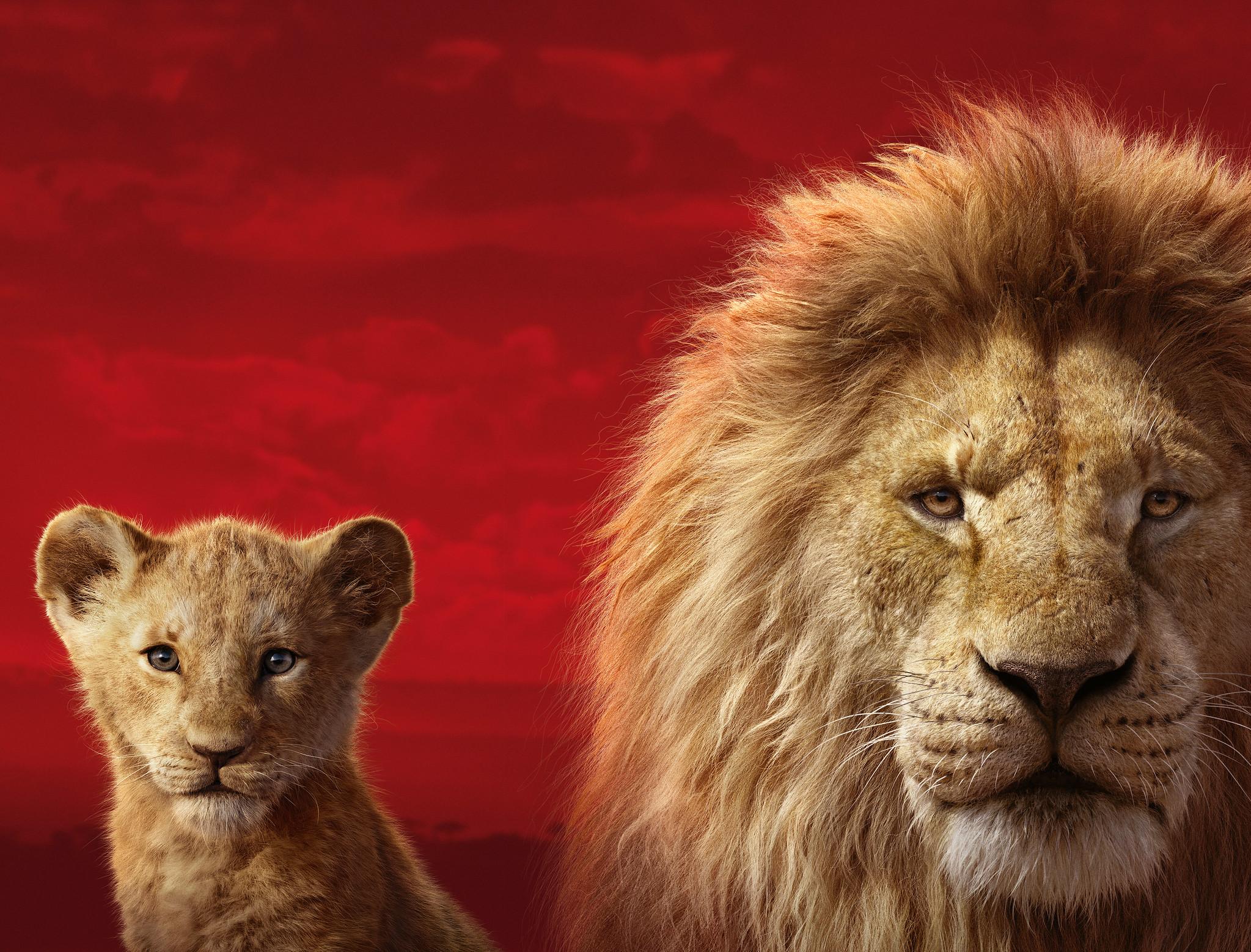 """Тест №42 Кто Вы из героев фильма """"Король и лев""""?"""