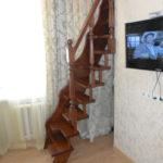 Конструктивные особенности лестницы «гусиный шаг» и пошаговое изготовление конструкции