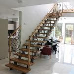 Как сделать лестницу из профильной трубы: выбор конструкции, расчет и сборка |+50 фото