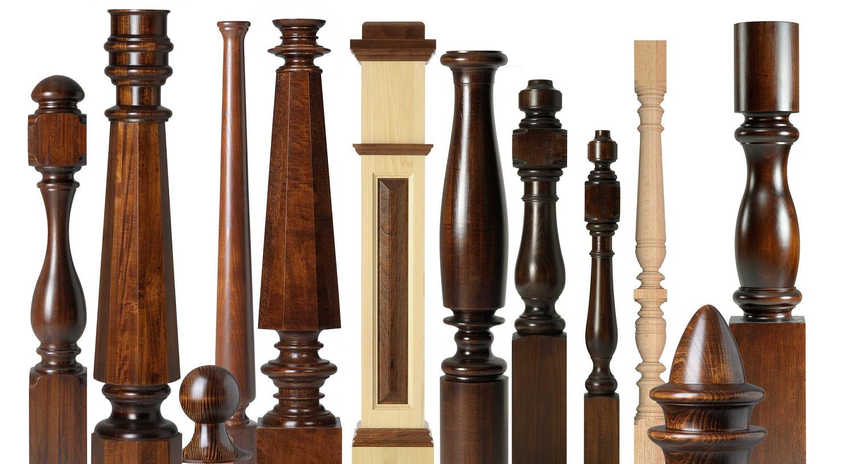 Какие балясины выбрать для деревянной лестницы: виды, размеры и популярные породы древесины