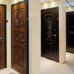 Входные двери с шумоизоляцией: виды используемых материалов и критерии выбора