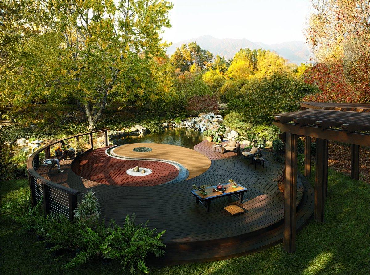 Ландшафтный дизайн и фэншуй: как достичь гармонии?