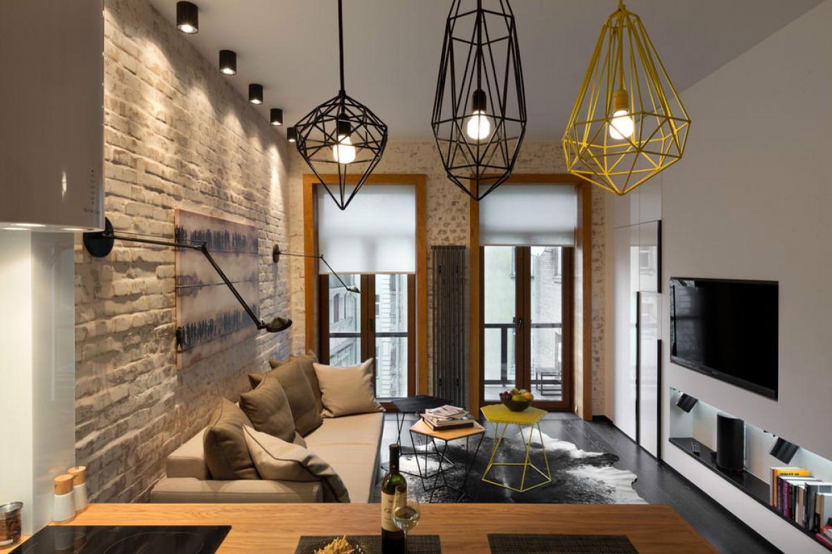 Как подобрать лампу к современному интерьеру? - Интерьер