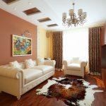 Дизайнерские приемы для обустройства квартиры 20 кв. м.