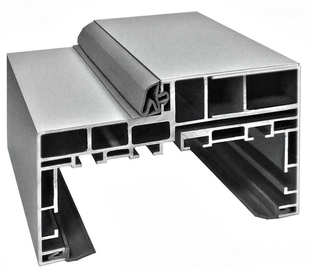 Алюминиевая дверная коробка