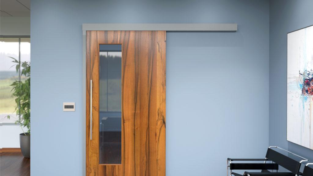 Звукоизоляционные двери-купе межкомнатные
