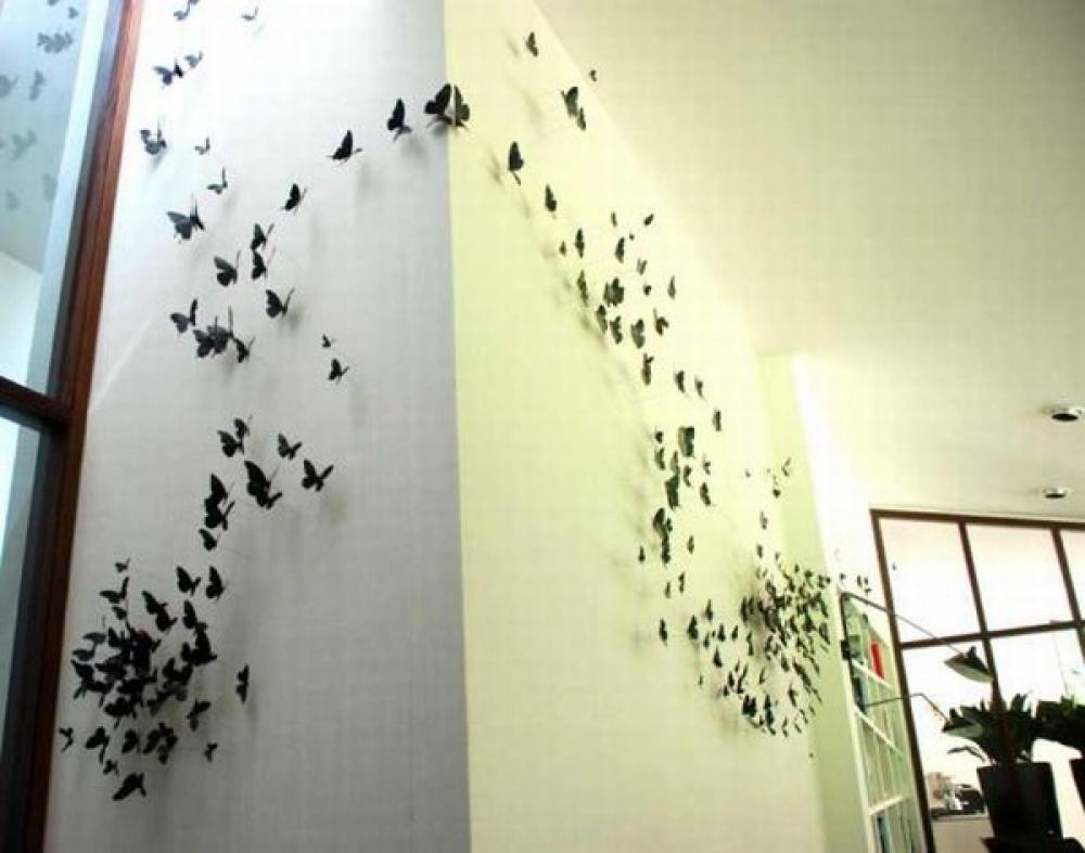 черные бабочки