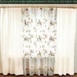7 вариантов декорирования и украшения штор своими руками