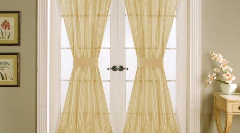 ленты на шторе