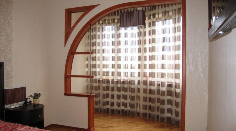 арка из гипоскартона