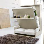 Дизайн кухни-гостиной в квартире студии 30 кв м