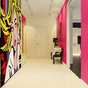 коридор квартиры