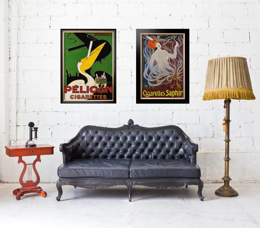 диван и подставка