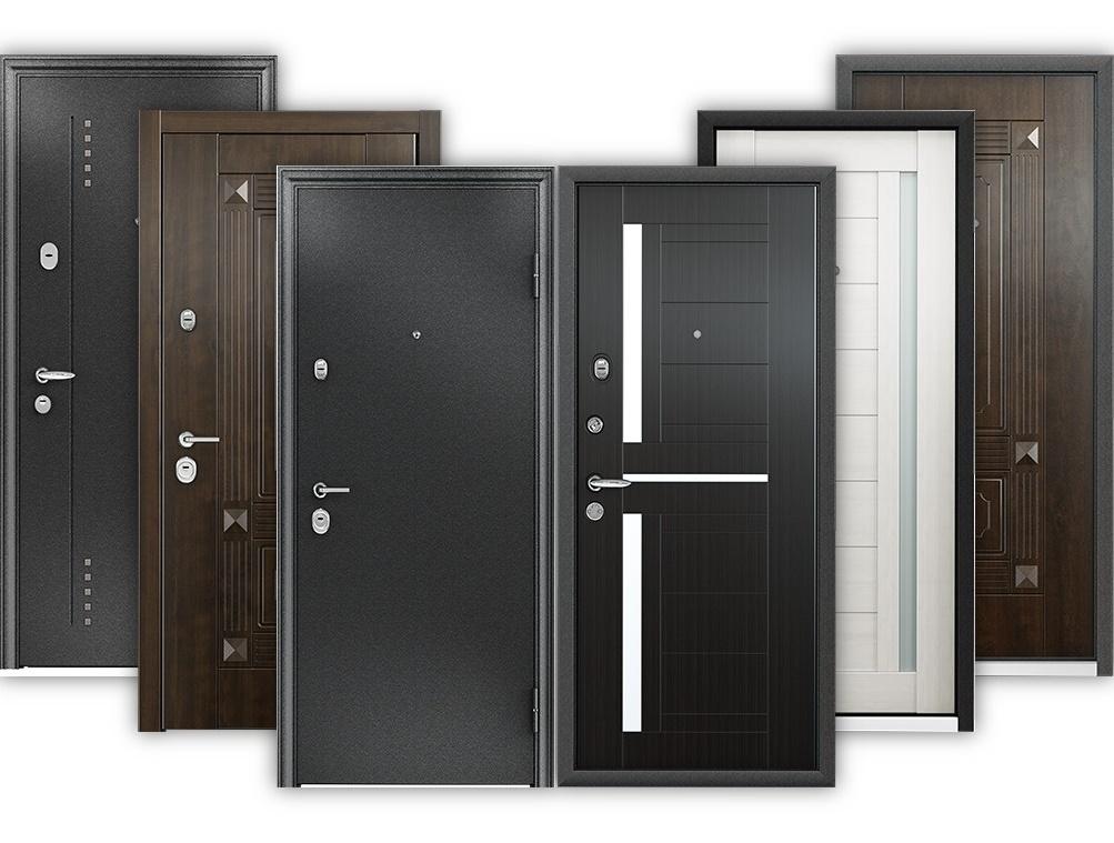 Металлические входные и межкомнатные двери