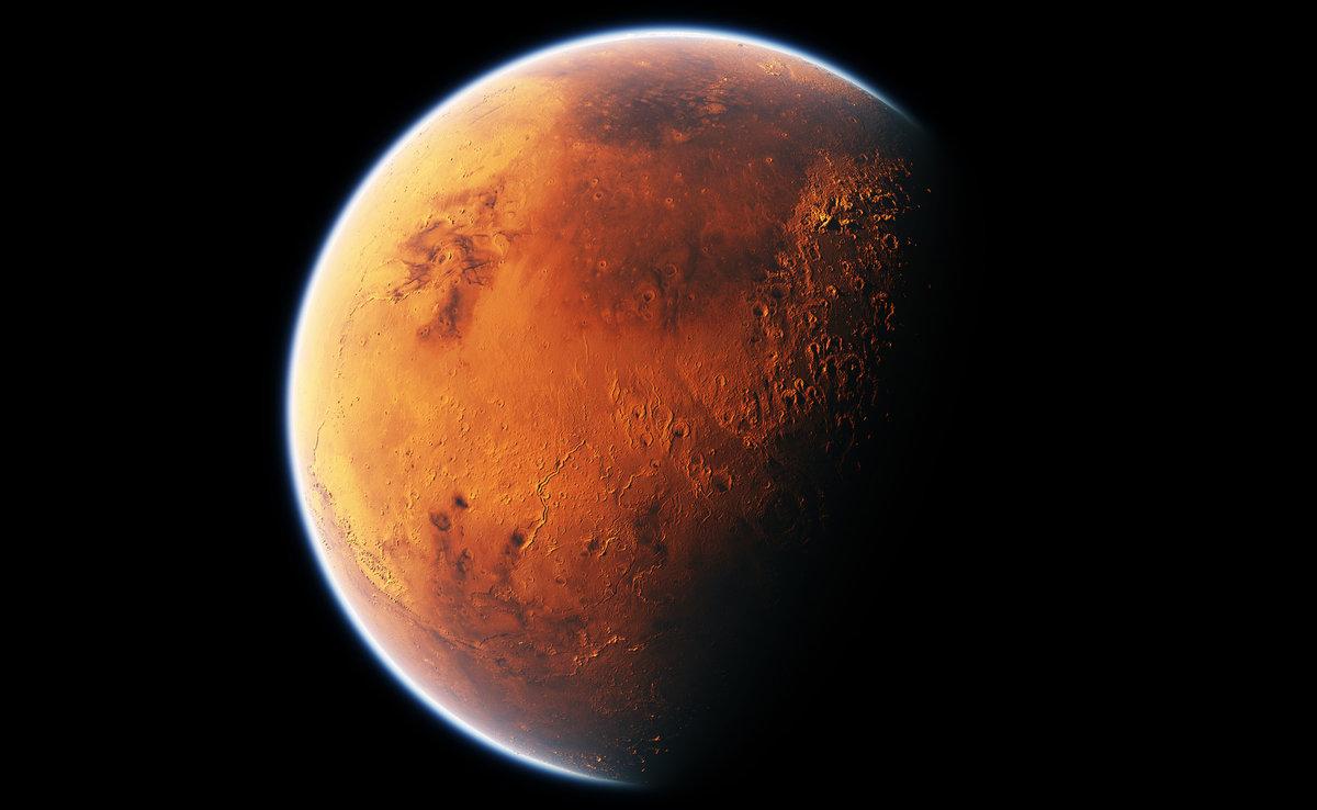 Тест №47 Смогли бы Вы выжить на Марсе?